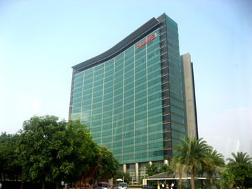 Huawei Technologies in Shenzhen