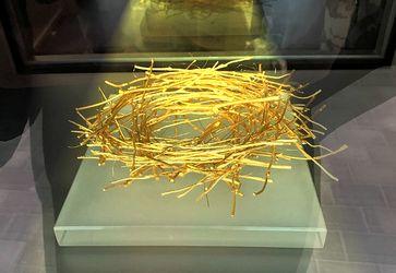 Das Goldnest: Wert ca. 80.000 Euro