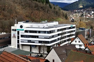 hansgrohe in Schiltach
