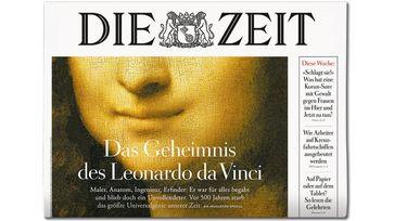 """DIE ZEIT 02/18 / Bild: """"obs/DIE ZEIT"""""""