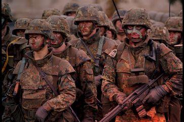 Die deutsche Armee: Noch nie war diese so wenig kampffähig wie heute (Symbolbild)