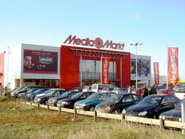 Media Markt in Weiterstadt