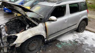 Brandanschlag auf das Auto von Dr. Nicolaus Fest, AfD-Landesvorsitzender Berlin und Mitglied des EU-Parlaments, 10.3.2020