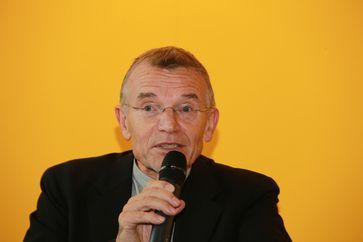Klaus Hurrelmann, 2014