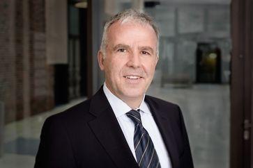 """Harald Ortner, Vorstand des German Council of Shopping Places Bild: """"obs/GCSP"""""""