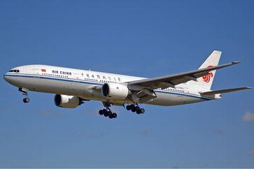 Air China Boeing 777-200