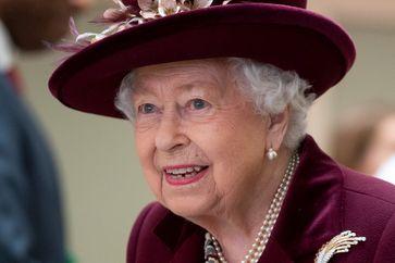 "Elizabeth II wird am 21. April 2020 94 Jahre alt.  Bild: ""obs/ZDF"""