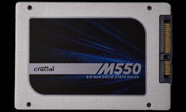 SSD Crucial M550