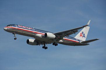 American Airlines Boeing 757 Bild: wikipedia.org