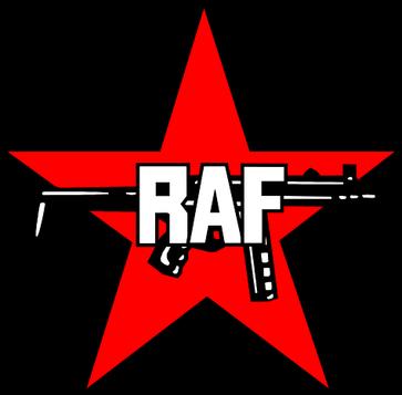Logo der Roten Armee Fraktion
