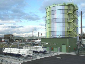 Wasserstoffzentrum