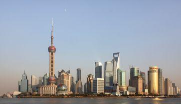 Megacity: Shanghai ist eine der größten Städte der Welt (Symbolbild)