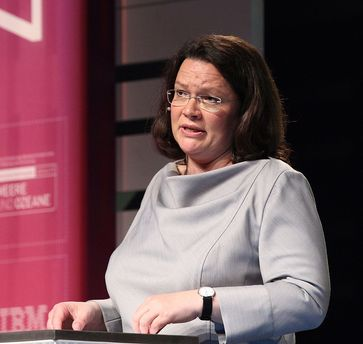 Andrea Nahles (2017)