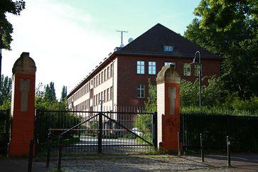 Das BKA Kasernengelände Am Treptower Park