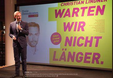 Christian Lindner Bild: Liberale, on Flickr CC BY-SA 2.0