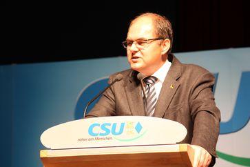 Christian Schmidt, 2009