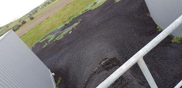 Biogasanlage Borgholz Bild: Feuerwehr