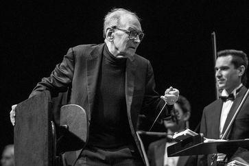 Ennio Morricone (2015), Archivbild