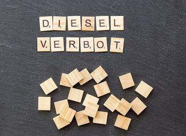 Diesel Verbot  (Symbolbild)