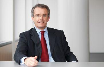 Vorstandsvorsitzender Dr. Bernd Scheifele