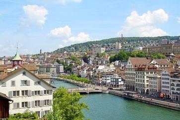 Zürich Bild: pixabay.com