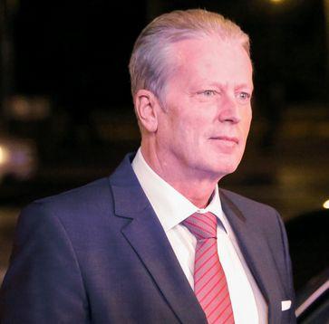 Reinhold Mitterlehner bei der Viennale (2012)