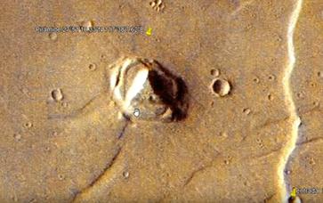 "Bild: Screenshot Youtube Video ""The Pyramid of Mars"""
