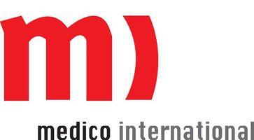 Das Logo von medico international