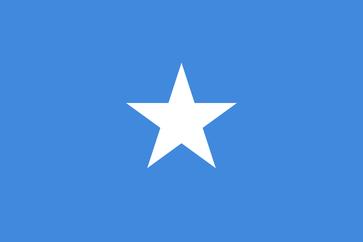 Flagge von Somalia