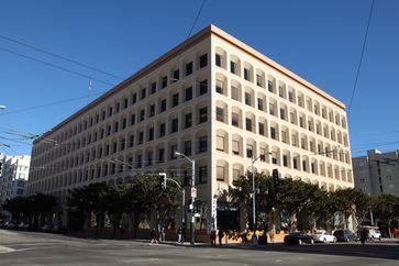 Twitter-Zentrale in San Francisco (2011)