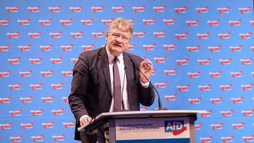 Prof. Dr. Jörg Meuthen, AfD-Bundesvorsitzender und Mitglied des EU-Parlaments