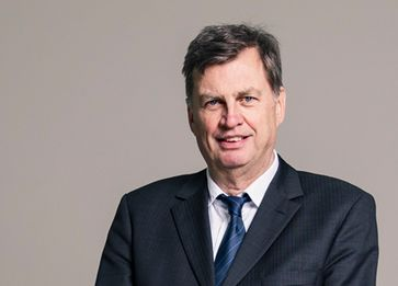 Der innenpolitische Sprecher der AfD-Fraktion Brandenburg, Thomas Jung