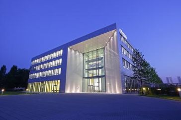 Konzernzentrale der ALTANA AG in Wesel