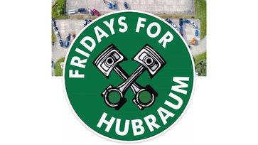 Fridays for Hubraum