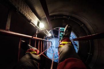 Bei Stromausfall steht die Feuerwehr im Dunkeln - Praktisch Handlungsunfähig! (Symbolbild)