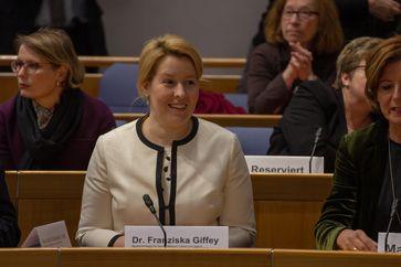 Franziska Giffey  (2019)