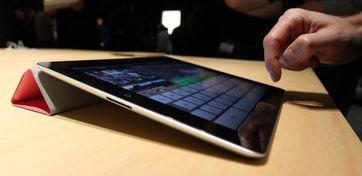 iPad 2 mit Smart Cover