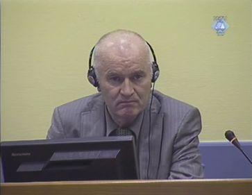 Mladić vor Gericht, 3. Juni 2011