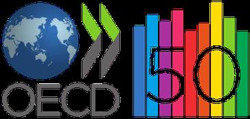 Logo der Organisation für wirtschaftliche Zusammenarbeit und Entwicklung (OECD)