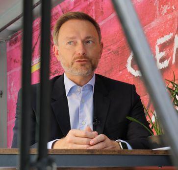 Christian Lindner (2021)