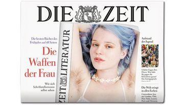 """Cover DIE ZEIT 12/19 Bild: """"obs/DIE ZEIT"""""""