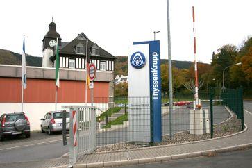 ThyssenKrupp VDM in Altena