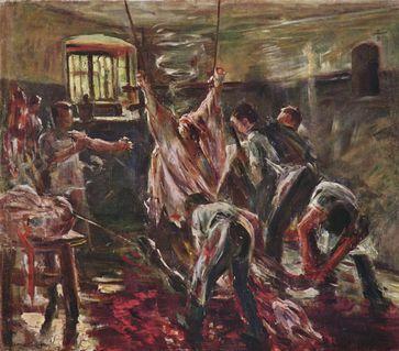 Schlachthaus (Symbolbild)