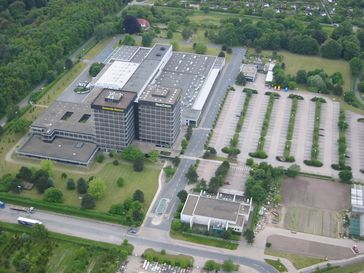 Zentrale Madsack, Hannover RedaktionsNetzwerk Deutschland