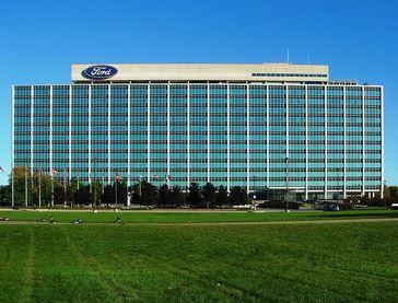 Welthauptquartier der Ford Motor Company in Dearborn (Michigan)
