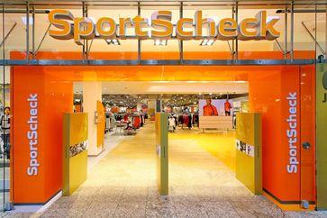 SportScheck Filiale (Symbolbild)