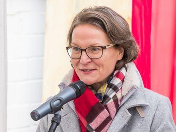 Ina Scharrenbach (2018)