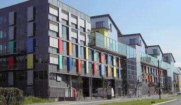 Freiburger Büro des Öko-Instituts im Sonnenschiff