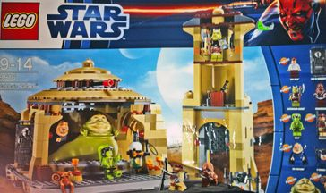LEGO Star Wars 9516 - Jabba's Palace. Bild: Türkische Kulturgemeinde in Österreich