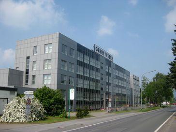 Firmenzentrale der Gerry Weber International AG